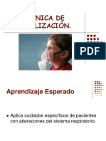Clase 2 -Técnica de Nebulización 2017