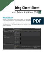Adobe Auditions Cheat Sheet.pdf