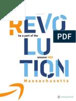 Massachusetts bid for Amazon HQ2