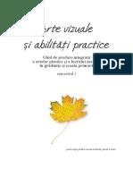 9 Extract Arte Vizuale Si Abilitati Practice Vol. 1
