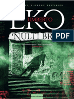 Nulti Broj - Umberto Eco