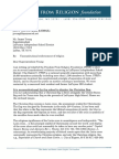 FFRF Complaint Letter to Lapoynor ISD