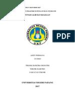 laporan 3 pengaturan otomatis laplace