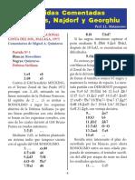 1- Rossolimo vs. Quinteros