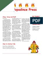 newsletter 10-20-17