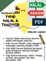 Produk Halal Tinjauan Syar'i