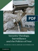 [Nadera Shalhoub-Kevorkian] Security Theology
