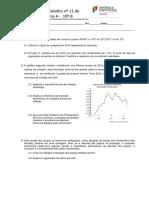 Ficha de Trabalho Nº 11 de Economia A