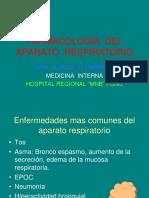 Farmacologìa Del Aparato Respiratorio
