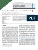 simulation_of_aeroelastic bhavior in a composite wind turbine blade.pdf