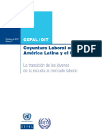 Coyuntura Laboral en América Latina y el Caribe