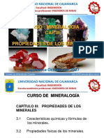Cap III - Mineralogia