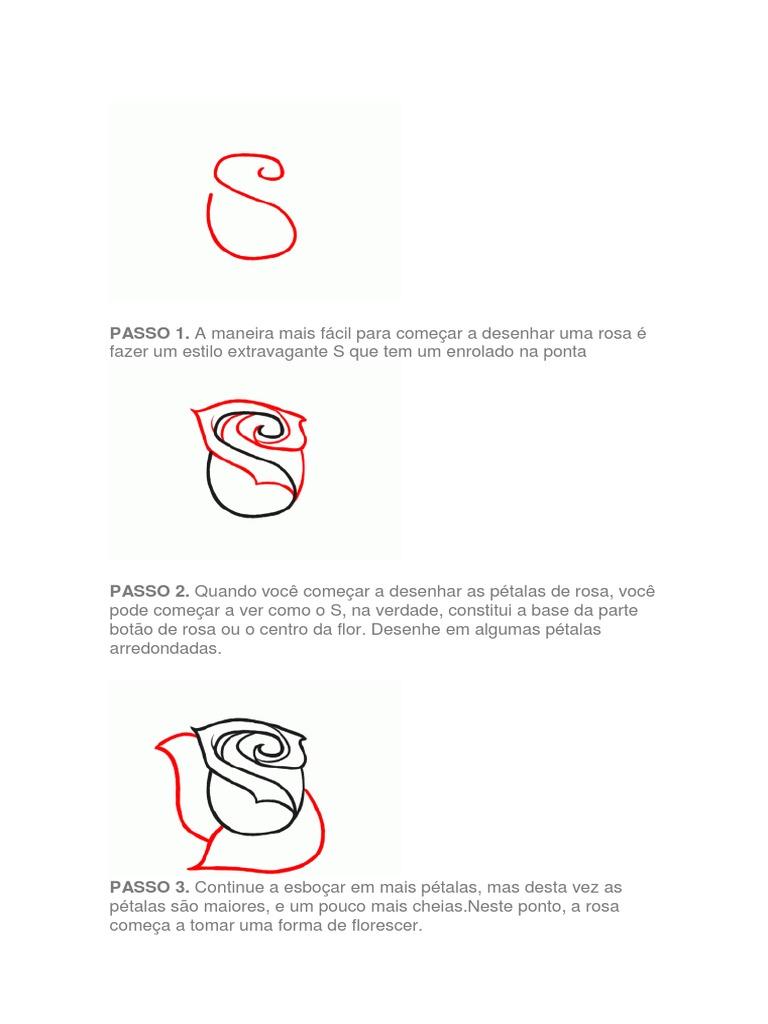 Ghost Company Imagens De Rosas Para Desenhar Passo A Passo