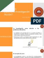 Lección 1.1 Qué Es La Investigación Acción
