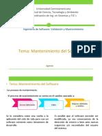# 1 Mantenimiento Del Software_2
