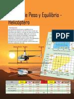 Peso y Balance de Helicopteros