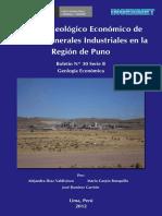 B-030-Boletin-Estudio Geologico Economico de Rocas y Minerales
