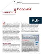 Ci27 Detailing of Concrete Column