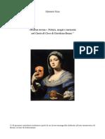 «Modus rerum». Natura, Magia e Memoria nel 'Canto Di Circe' di Giordano Bruno