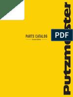 Parts Catalog Pm 46511 Us