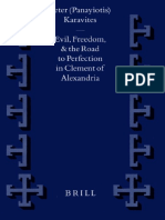 [VigChr Supp 043] Peter_Karavites - Evil,_Freedom,_and_the_Road_to_Perfection in Clement of Alexandria.pdf