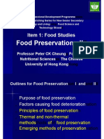 3a 01 Food Preservation II Peter