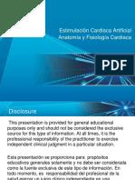 CP1- ECA Fisioanatomía Cardiaca 2012