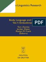 Body, Language and Mind, vol. 1