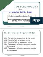 CIR1_C10_Circuitos de Segundo Orden