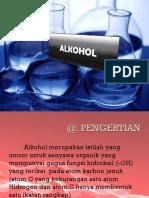 Kelompok Alkohol