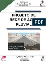 Projeto de Rede de Água Pluvial
