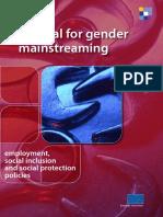 Manual Gender Mainstreaing Eu