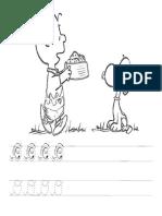 15 - LETRA O - Atividades de alfabetização em pontilhado cursiva com desenho para colorir.pdf
