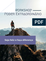 Workbook Seja Feliz e Faca Diferenca