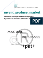 A Guideline for Innovative and Creative Minds_Intellectual Property in the Innovation Process