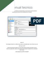 Manual Técnico Crear una Máquina Virtual con Windows XP en VirtualBox