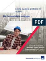 2015 Axa PYME Equipo Contratistas Folleto Optimized