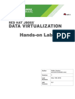 WorkShop Data Virtualization - JBossDataVirtualizationBasicWorkshop-Labs