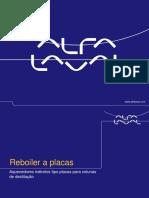 ALFA_LAVAL - Trocador de Placas