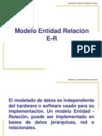 Tema II modelo E-R