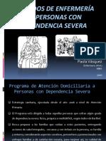 CLASE 1. Introducción a Cuidados de Enfermería en Personas Con Dependencia Severa (1)