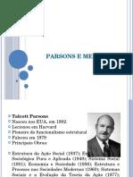 Aula Parsons e Merton (1)