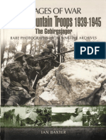Images of War - Hitler's Mountain Troops 1939-1945 The Gebirgsjager.pdf
