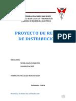 Proyecto de Redes de Distribucion