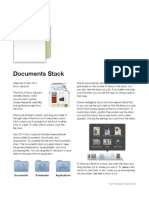 Stacking Your Files