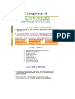 PDT-3rd Chap(Cell Strct n Funtn of Organelles)