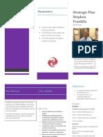 educ 718 personal strategic plan