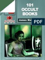 d20 Ronin Arts 101 Occult Books