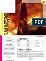 d20 Ronin Arts In the Depths of Blackwater campaign setting