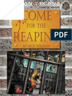 The Game Mechanics d20 Modern Come for the Reaping adv